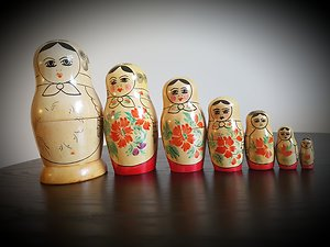 Supervision. russian dolls
